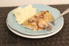 Baked Pecan and Mustard Salmon | Real Housemoms