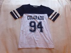 Nog een nieuw shirt gekocht bij de H&M!