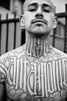 Cholo tatts