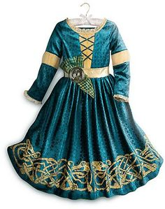 $44.95 Merida Costume for Kids