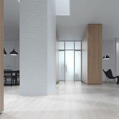 Vergroot je ruimte met lichtere kleuren van parket! Scandinavian, Divider, Ceramics, Architecture, Wood, Interior, Furniture, Home Decor, Natural Colors
