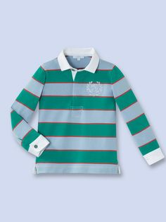 Morse Long Sleeve Polo by Jacadi, on sale now on #gilt. #fashion #style #kids #easter