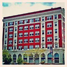 Newell Building, Freeport - @frankyboy1- #webstagram