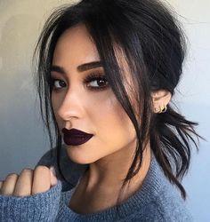 Perfect eyes & lips