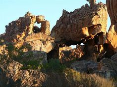 Rock formations in the Sederberg near Clanwilliam St Helena, John Muir, Rock Formations, Afrikaans, Mother Earth, West Coast, South Africa, Mount Rushmore, Landscapes