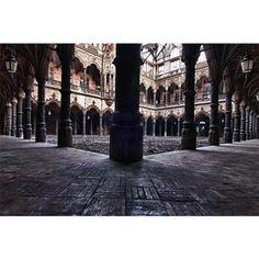 Alu Art | Lacour | Binnenplaats