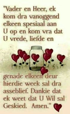 Morning Blessings, Good Morning Wishes, Good Morning Quotes, Prayer Verses, Prayer Quotes, Gods Princess, Evening Greetings, Afrikaanse Quotes, Goeie Nag
