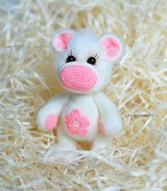 Stuffed animal bear, amigurumi bear, teddy bear, Crochet Bear, Amigurumi Bear, Handmade Teddy by EMERENstore on Etsy