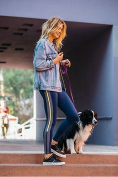 Dale's Track Legging | Free People