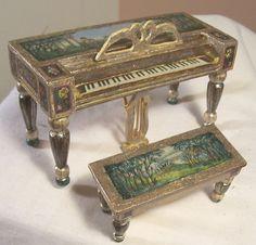 Baroque Harpsichord 1/12