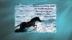 The Horse - horse, animals, quote, love