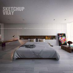 DOUBLE BEDROOM  & VISOPT | Front View