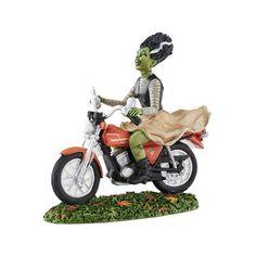 Department 56 - Ride Away Bride