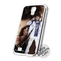 Justin Bieber Image Poster Art Cell Phones Cases For iPhone, Samsung Galaxy