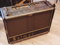 Vintage Selmer Amp