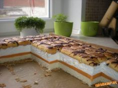 Polish Recipes, Russian Recipes, Desert Recipes, International Recipes, Mexican Food Recipes, Food To Make, Deserts, Food And Drink, Cooking Recipes