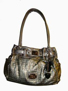 Women's Kathy Van Zeeland Lacer Tag Shopper (Smokey Silver)  KATHY Van Zeeland , http://www.amazon.com/dp/B005YBI0ZW/ref=cm_sw_r_pi_dp_l0jGpb0P309C7