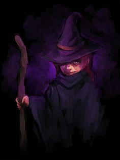 Witch [Yume nikki] by jcm2.deviantart.com on @deviantART