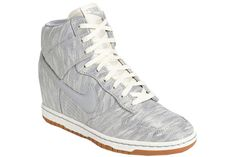 Step into the School Year with 100 Super Stylish Sneakers: Nike Dunk Sky Hi sneakers