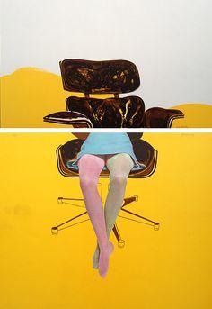 Allen Jones Life Class 1968 – Print 2