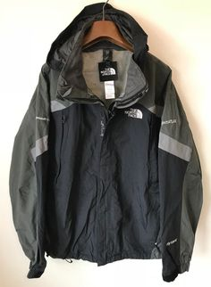 fd35c11e2b THE NORTH FACE ! MENS L XL GREY! HYVENT! COAT! JACKET! WATERPROOF! 48-50  CHEST!  fashion  clothing  shoes  accessories  mensclothing  coatsjackets