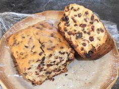 More on Fruitcake, the results after some aging in brandy