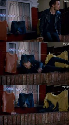 Yeah but why did Liam fall off a fence, like you can stand on 1000 foot drop to the ground roof ledge but you can't sit on a fence? Liam James, Boys Who, My Boys, Midnight Memories, British Boys, I Love One Direction, 1d And 5sos, Liam Payne, Zayn