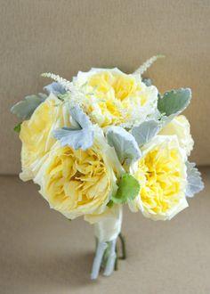 Lemony bouquet