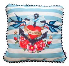 Wu and Wu True Love Cushion