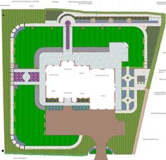 garden design plan for a 1 acre garden in sunningdale berkshire designed by