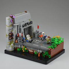 Star Wars Jedi, Lego Star Wars, Star Trek, Lego Moc, Lego Minecraft, Lego Stormtrooper, Starwars Lego, Micro Lego, Star Wars Models