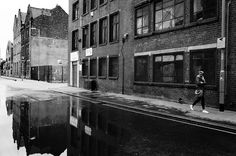 Derelict Reflections, Ancoats, via Flickr.