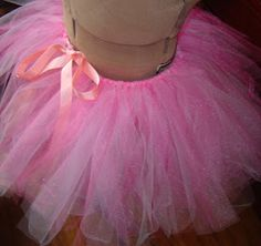 """Adult Tutu DIY - No Sew - want to make in yellow for the """"Petaluma Chicks!"""""""