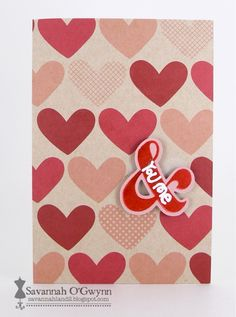 @Paper Smooches dies/stamps with @Pebbles Inc. papers    savannahland 2: Paper Smooches NEW PRODUCT Feature GIVEAWAY