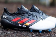 Adidas ace 17 Leather Lukas Podolski Adidas Predator, Soccer Gear, Soccer Cleats, Lukas Podolski, Signal Iduna, Adidas Boots, Adidas Cleats, Football Shoes, Sports Shoes