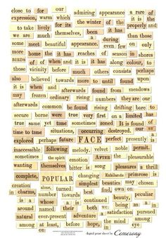 icu ~ antiqued words ~ This Pin was discovered by Kim Anaya.