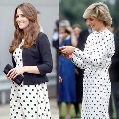 16 times Kate Middleton channeled Princess Diana's style perfectly.