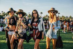 2017 Coachella Kombinleri | Coachella 2017 Celebrity Style
