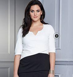 Colour Block Dress  Product Code: AD588JN  £55.00