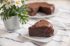 Torta ricotta e cioccolato fondente - Fidelity Cucina