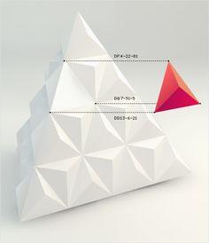 logo ref. / Nina-Georgieva-Trivalent-Brand-Identity-logo-design-pyramid-triangle-polygon-3D-heptagon-ceptagon-geometric-2