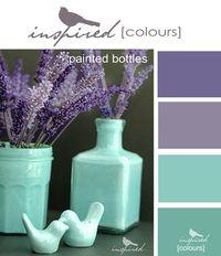 color pallette for purple toilet bathroom