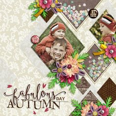 Fabulous Autumn Day - Scrapbook.com