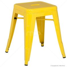 Shop Temple & Webster for Tolix & Ghost Replica to match every style and budget. Studio Condo, Blue Bedding, Grey Yellow, Vintage Metal, Feng Shui, Bar Stools, Home Furniture, Milan, Cafe Bar