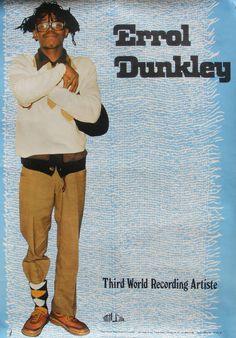 Errol Dunkley poster.