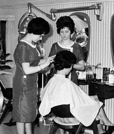 Épinglé sur Vintage Hair