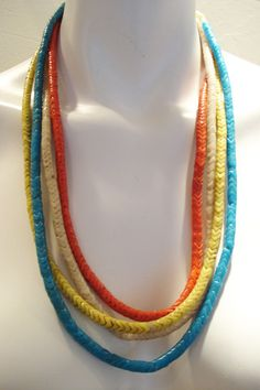 The butik beads are finally on the souchi.com website!!!  Love these for spring!