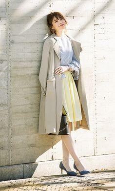宮田聡子 Jw Fashion, Japan Fashion, Fashion Pants, Korean Fashion, Womens Fashion, Stylish Summer Outfits, Chic Outfits, Work Outfits, Japan Outfits
