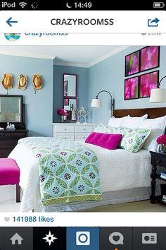 colour scheme bedroom