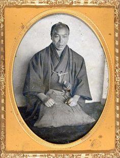 土佐藩士 吉田東洋 Samurai Weapons, Samurai Warrior, Aikido, Meiji Restoration, The Last Samurai, Japan Landscape, Showa Era, Edo Period, The Good Old Days